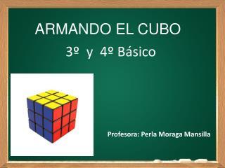 ARMANDO EL CUBO