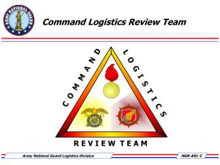 Command Logistics Review Team