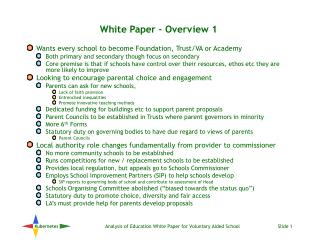 White Paper   Overview 1