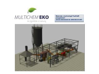 Materialy o technologii FuelCal  przygotowal :                                           Janusz Zakrzewski tel. 0048-500