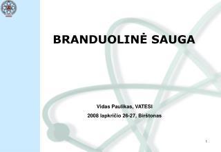 BRANDUOLINE SAUGA