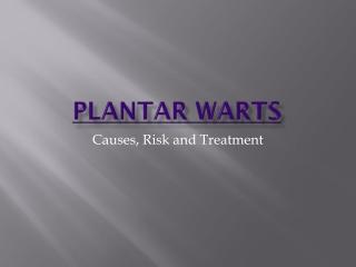 Plantar Warts