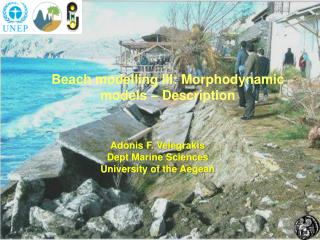 Beach modelling III: Morphodynamic models   Description