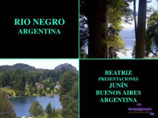 BEATRIZ PRESENTACIONES JUN N BUENOS AIRES ARGENTINA