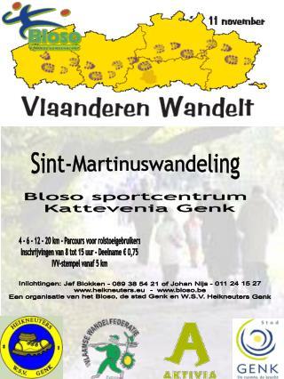 Sint-Martinuswandeling