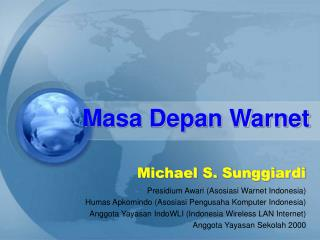 Masa Depan Warnet