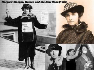 Margaret Sanger, Women and the New Race 1920