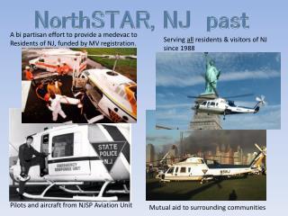 NorthSTAR, NJ  past