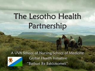 Women in Lesotho Become Prey to HIV