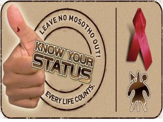 Lesotho Know Your Status KYS Campaign Plan 2006-2007