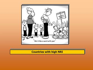 Countries with High NR