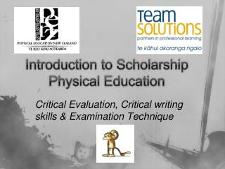 Introduction to Scholarship Physical Education