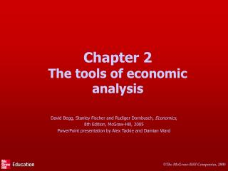 Chapter 2 The tools of economic analysis