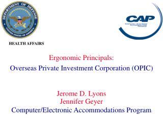 Jerome D. Lyons Jennifer Geyer Computer