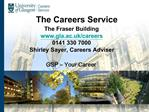 The Careers Service