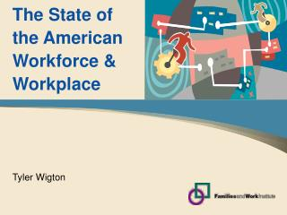 The State of the American Workforce  Workplace