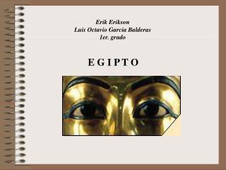 Erik Erikson Luis Octavio Garcia Balderas 1er. grado