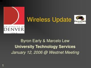 Wireless Update