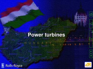 Power turbines