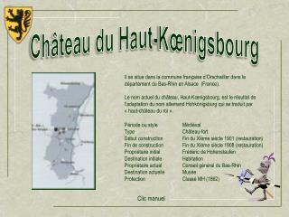 Ch teau du Haut-K nigsbourg