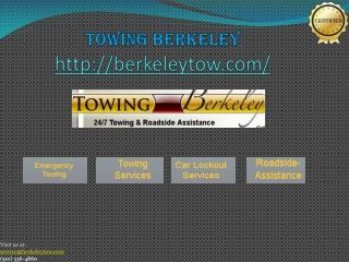 Ca towing service