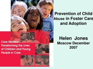 Helen  Jones Moscow December 2007