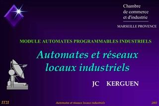 Automates et r seaux locaux industriels
