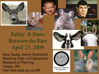 Safety: It Starts Between the Ears April 23, 2009