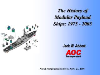 The History of Modular Payload Ships: 1975 - 2005