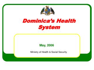 Dominica s Health System