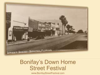 Bonifay s Down Home Street Festival BonifayStreetFestival
