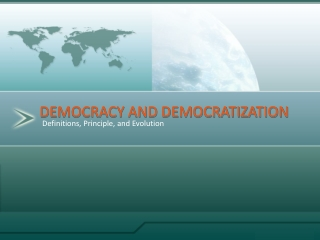 Democratization and Minority Rights