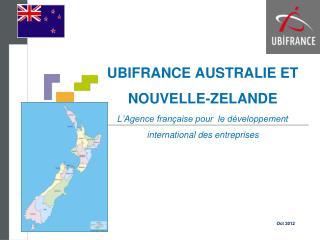 UBIFRANCE AUSTRALIE ET NOUVELLE-ZELANDE L Agence fran aise pour  le d veloppement international des entreprises