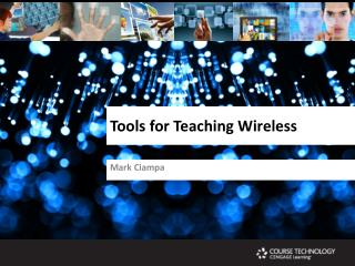 Tools for Teaching Wireless