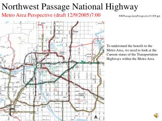 Northwest Passage National Highway Metro Area Perspective draft 12
