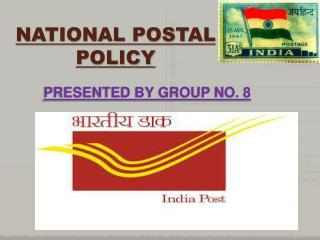 NATIONAL POSTAL POLICY