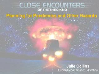 Planning for Pandemics and Other Hazards