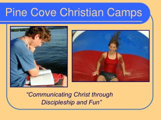 Pine Cove Christian Camps