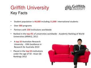 Griffith University Key Facts