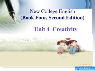 New College English  Book Four, Second Edition