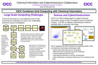 CICC Combines Grid Computing with Chemical Informatics