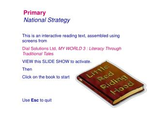 Primary National Strategy