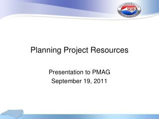 Planning Project Resources