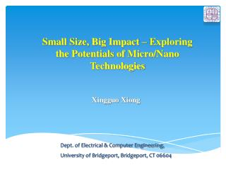 Small Size, Big Impact   Exploring the Potentials of Micro