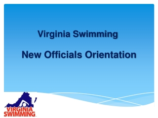 Learn-to-Swim Orientation