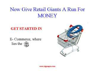 Get Start Your E-Commerce Business