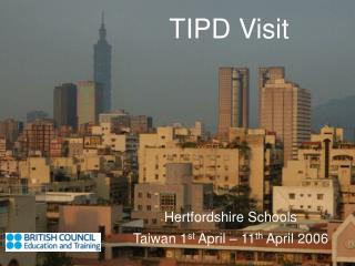 TIPD Visit