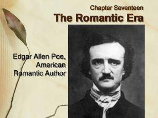 Chapter Seventeen The Romantic Era
