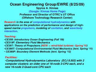 Ocean Engineering Group