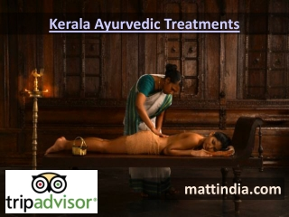 Kerala Ayurveda Treatment